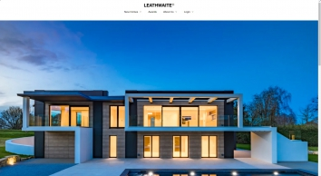 Leathwaite Development Ltd