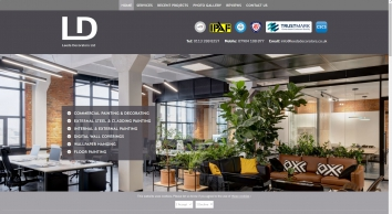 Painting and Decorating Services from Leeds Decorators Ltd