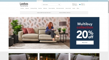 Leekes | Furniture, Bathrooms, Kitchens and Home Accessories