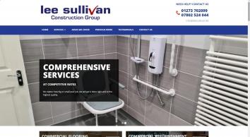 Lee Sullivan Contracts Ltd - Flooring, Scaffolding & Property Maintenance Specialists