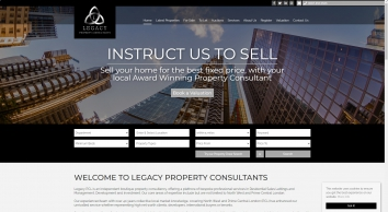 Legacy Property Consultants Ltd