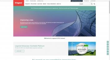 Legrand UK & Ireland