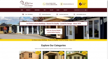 1St Choice Leisure Buildings