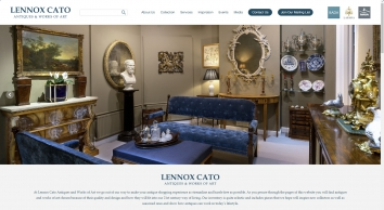 English 18th and 19th Century Antique furniture dealer - Home - Lennox Cato Antiques