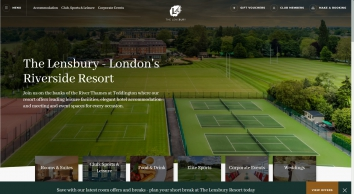 Lensbury Resort