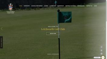 Letchworth Golf Shop