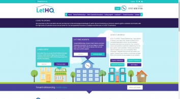 LetHQ Tenant Referencing for Letting Agents & Landlords