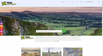 Lets Go Peak District Accommodation, Things to Do, Events