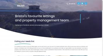 Lets Rent Bristol Ltd Letting Agents in Bristol