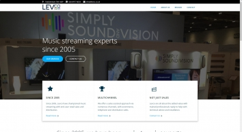 Simply Sound and Vision