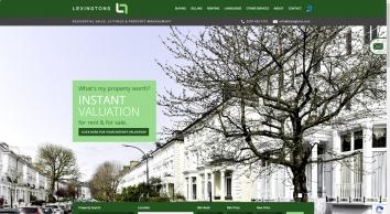 Lexingtons Residential Sales & Lettings Agents: Belsize Park; Hampstead