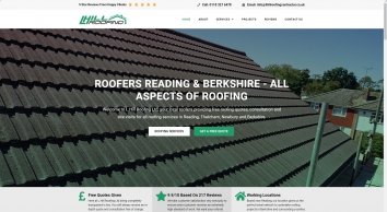 Roofers Reading - Roofers Berkshire - L Hill Roofing