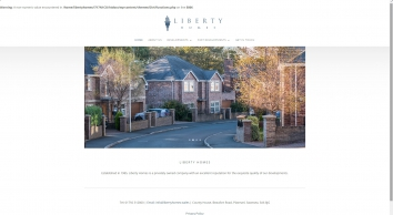 Liberty Homes | Luxury Property Developers, South Wales