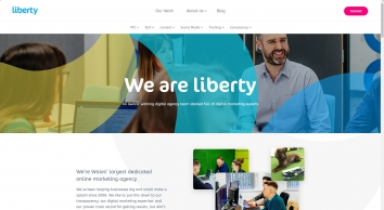 Liberty | The Digital Marketing Agency Everyone\'s Talking About