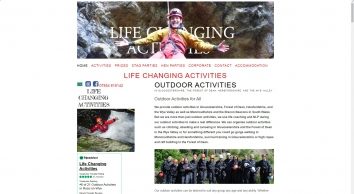 Life Changing Activities