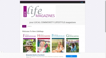New Life Magazines Ltd