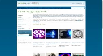 LightingNext.com: Flex LED Strips & Accessories, LED Replacement Lights, Outdoor LED Lighting Fixtures, etc.