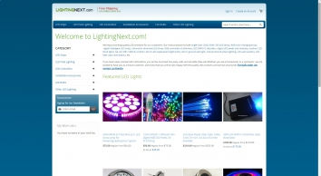LightingNext.com: Flex LED Strips & Accessories, LED Replacement Lights, Outdoor LED Lighting Fixtures, etc.