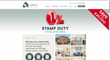 Lilyford Homes