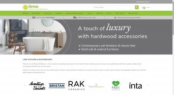 Lime Kitchen & Bathroom