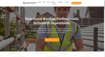 LImerick City Roofing Roof Repairs Gutter Repairs Fascia & Soffit