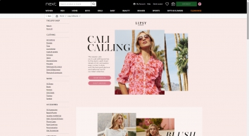 Lipsy London | Womens Clothing & Accessories | Next Official Site