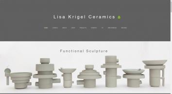 Lisa Krigel Ceramics