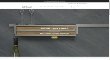 Lite Stone - Slate Veneer tiles and Natural Stone Cladding