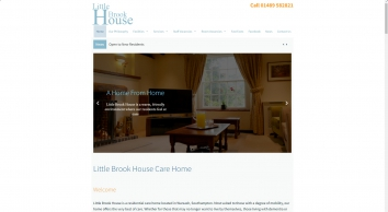 Home - Little Brook House Care Home
