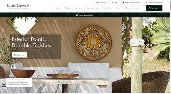Buy Paint & Luxury Wallpaper Online - Little Greene Paint Company UK