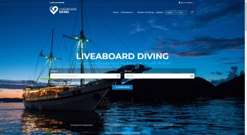 Scuba holidays, liveaboard trips and dive safaris | Liveaboard Diving