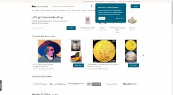 Bid in Online Auctions - LiveAuctioneers
