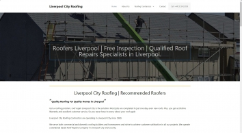 Liverpool City Roofing