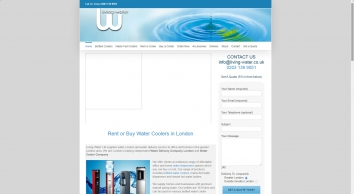 Living-Water Dispensers & Water Coolers
