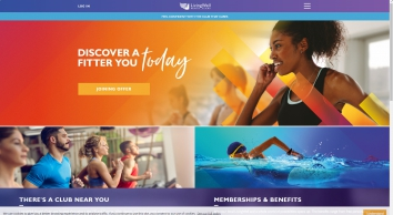 Livingwell Health Clubs Within Hilton Hotel