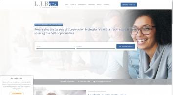 LJB Construction Recruitment Agency London | UK\'s Jobs & Recruitment Specialists