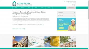 L J Construction Carpentry Contractors Ltd