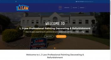 L J Law Professional Painting, Decorating & Refurbishment