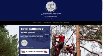 L J N Tree Surgery Ltd