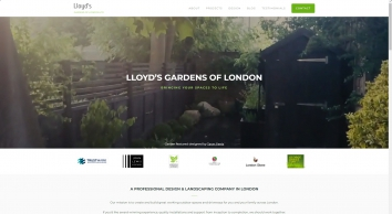 Lloyds Gardens of London
