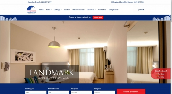 Landmark Property Estate Agents - Estate Agents and Letting Agents in Hounslow, Middlesex