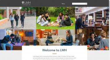 Lady Margaret Hall Properties Ltd
