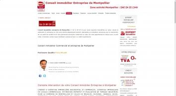 Expert immobilier Montpellier (France) : Achat, vente et location de Locaux commerciaux et Entrepôts : ProtorMundi