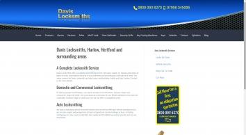 Davis Locksmiths