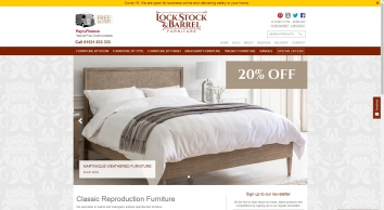 Lock Stock & Barrel Furniture