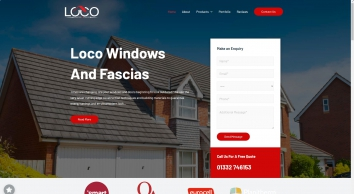 Loco Windows And Fascias
