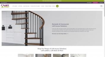 Loft Centre Products | Domestic & Commercial Loft Access Solutions
