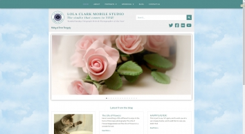 Lola Clark Mobile Studio - Mobile Photography Studio, Coulsdon-based, serving Surrey,