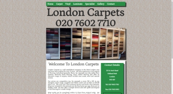 London Carpets