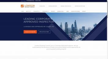 London Building Control Ltd